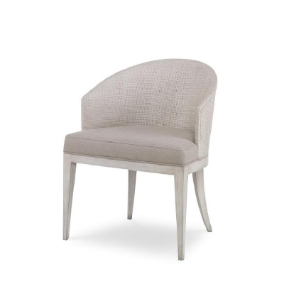 Century Tybee Chair Mink Grey Flax