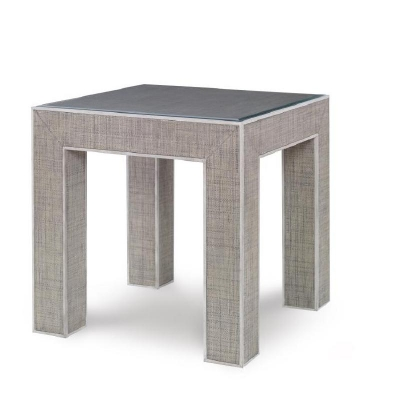 Century Newport End Table French Grey Peninsula
