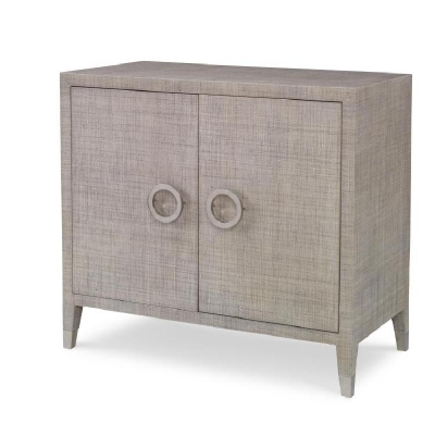 Century Charleston 2 Door Chest French Grey