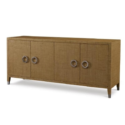 Century Charleston 4 Door Chest Sand
