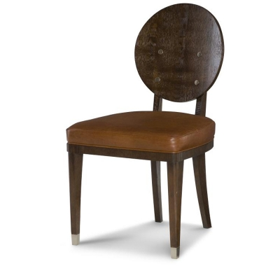 Century Keira Chair Wood Back