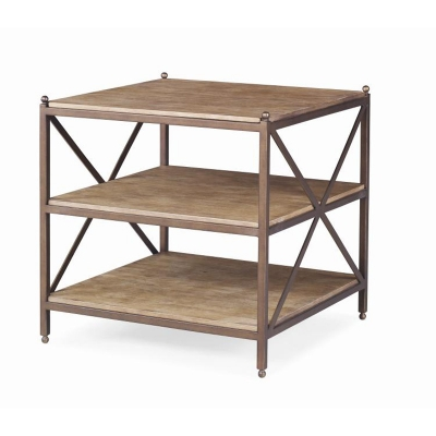 Century Nob Hill Chairside Table