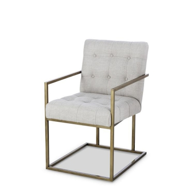 Century Kendall Metal Arm Chair