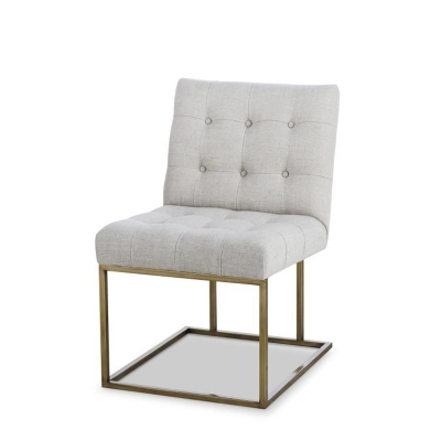 Century Kendall Metal Side Chair