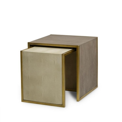 Century Kendall Nesting Side Tables