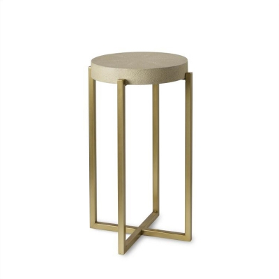 Century Kendall Round Accent Table