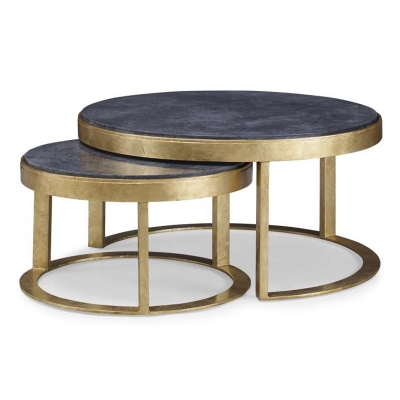 Century Lunsford Nesting Cocktail Tables