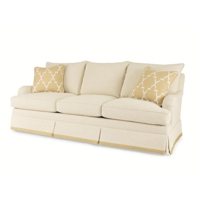 Century Carters Skirted Sofa