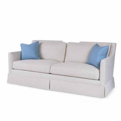 Century Del Mar Skirted Apartment Sofa