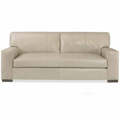 Century Leatherstone Small Apartment Sofa