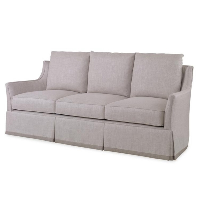 Century Eyre Skirted Sofa