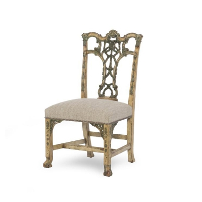 Century Emma Hand Painted Arm Chair