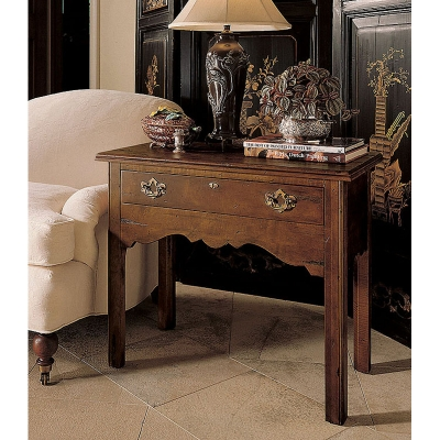 Century Chippendale Side Table