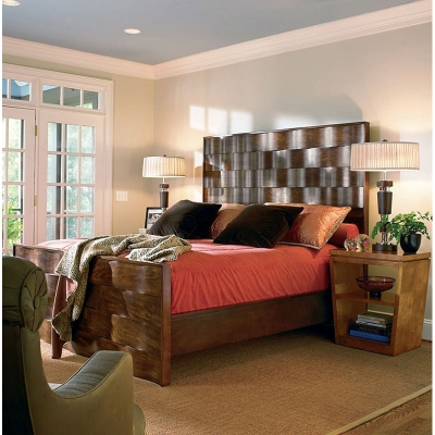 Century 55h 176 Omni Bed King Discount Furniture At Hickory Park Furniture Galleries