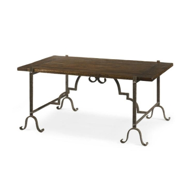 Century Small Hierro Cocktail Table