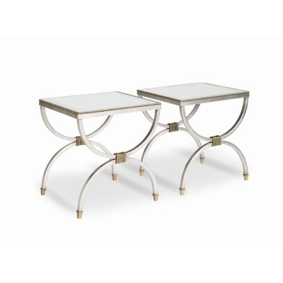 Century Jacqueline Bunching Cocktail Table