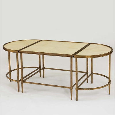 Century Three Piece Cocktail Table