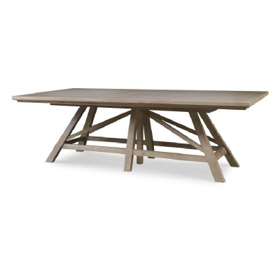 Century Furling Fixed Top Dining Table