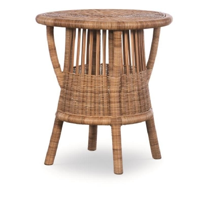 Century Breakers End Table Natural