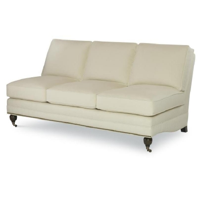 Century Essex Armless Sofa