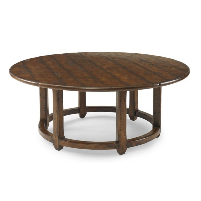 Century Grist Mill Cocktail Table