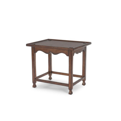Century Gales Lamp Table