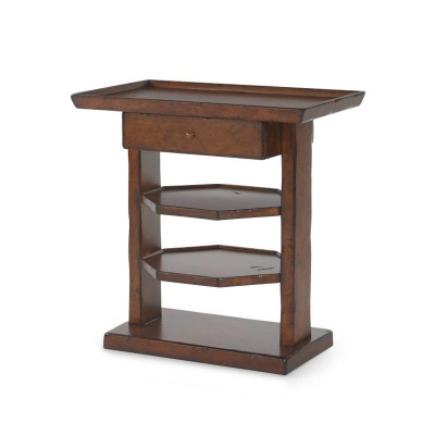 Century Meltons Chairside Table