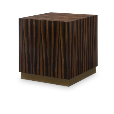 Century Banks Cube End Table