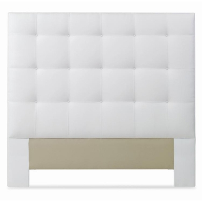Century Marin Wood Trim Uph Headboard