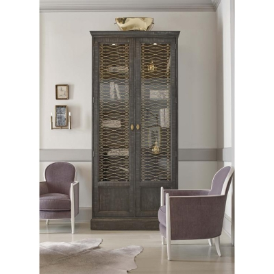 Century Trace Cabinet With Grilles