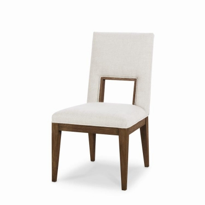 Century Upholstered Dining Side Chair