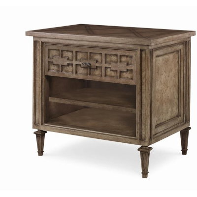 Century One Drawer Nightstand