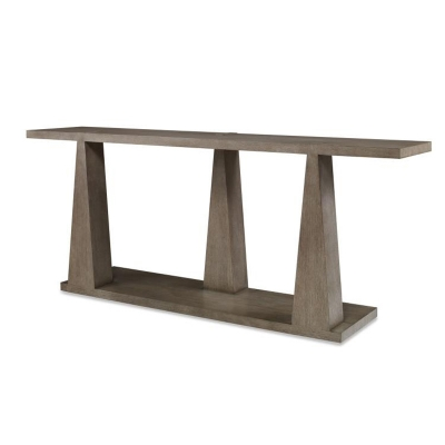Century Column Console Table