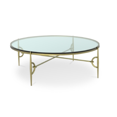 Charleston Forge 48 inch Round Cocktail Table