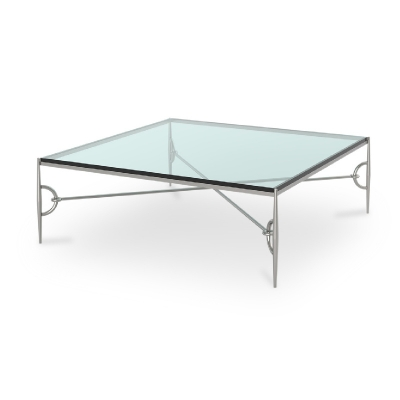 Charleston Forge 48 inch Square Cocktail Table