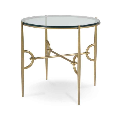Charleston Forge Round End Table
