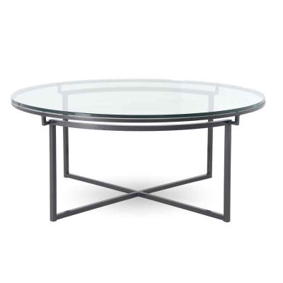 Charleston Forge 36 inch Round Cocktail Table