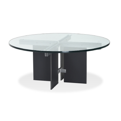 Charleston Forge 42 inch Round Cocktail Table