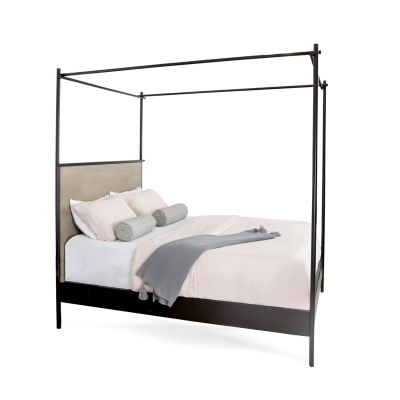Charleston Forge Collins King Canopy Bed