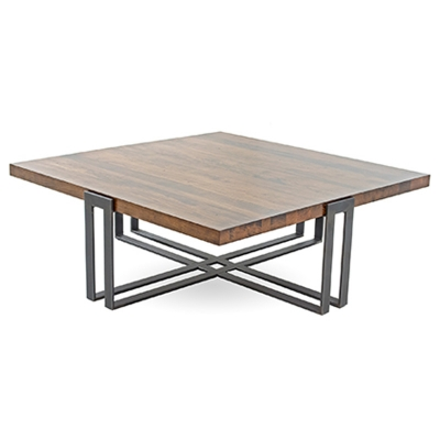 Charleston Forge 54 inch Square Cocktail Table