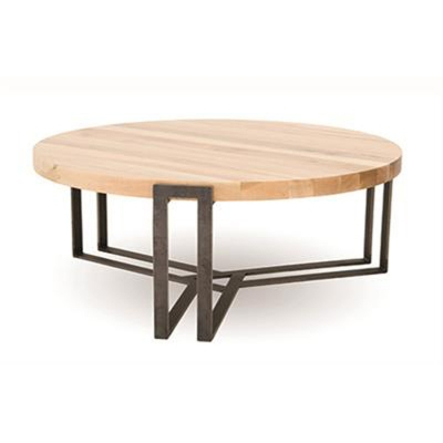 Charleston Forge 54 inch Round Cocktail Table