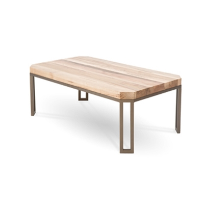 Charleston Forge Rectangular Cocktail Table