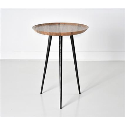 Charleston Forge Tray Top Drink Table