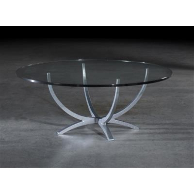 Charleston Forge 48 inch Cocktail Table
