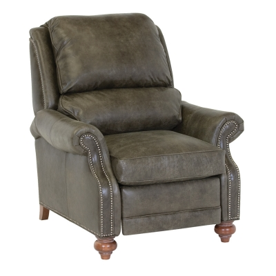 Classic Leather Low Leg Recliner