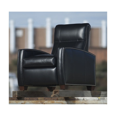 Classic Leather Low-Leg Recliner