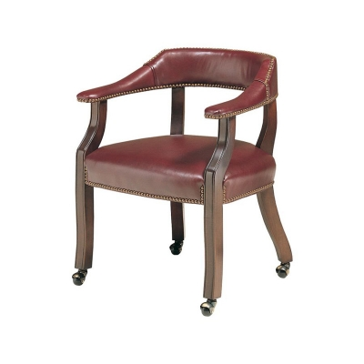 Classic Leather Bankers Chair