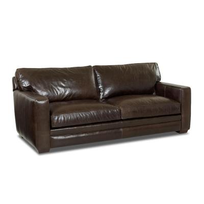 Comfort Design Leather Sofa