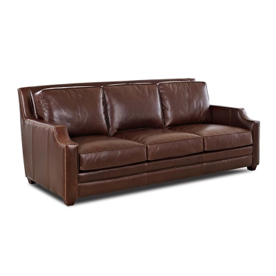 Comfort Design Leather Sofa