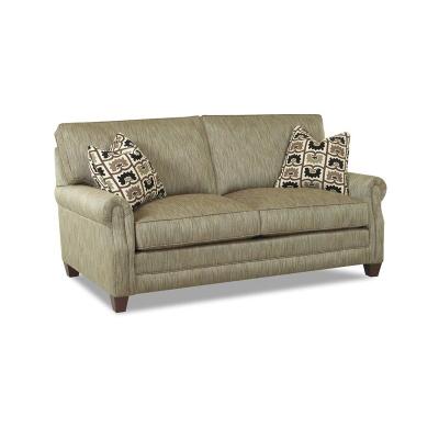 Fort Design Cl7000 Ls Camelot Leather Stationary Loveseat Furniture At Hickory Park